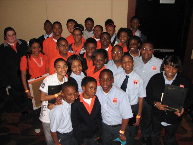Hampton Prep Literacy Program