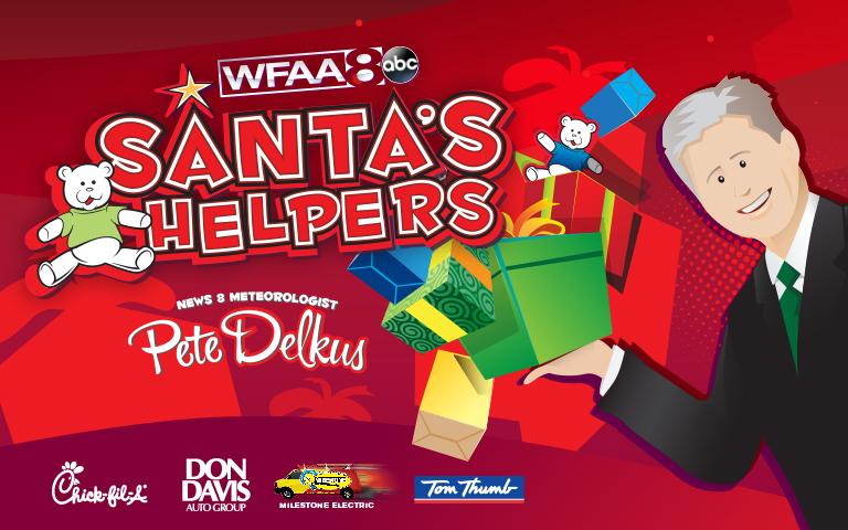 WFAAs Santas Helpers